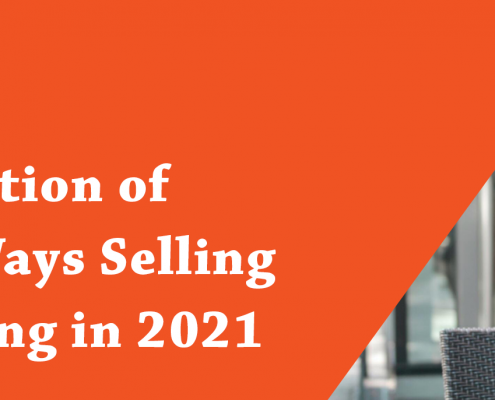 The evolution of sales